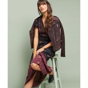 NWT Anthropologie Keep In Touch Patchwork Dress